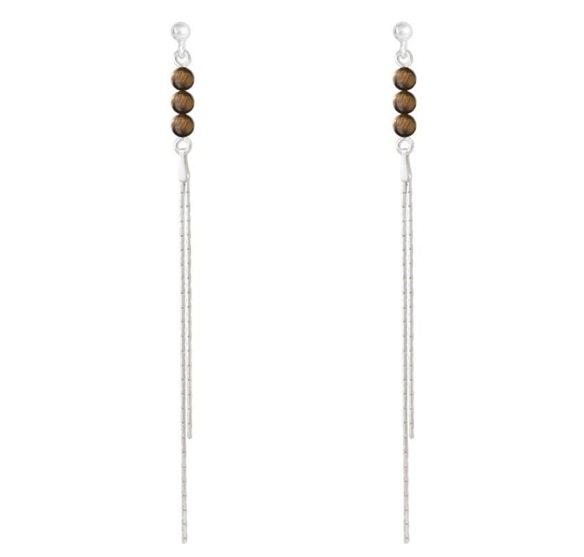 boucles-d-oreilles-perles-rondes-4-mm-en-argent-et-pierres-naturelles-oeil-de-tigre