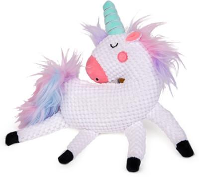 peluche-licorne-cheval-32-cm-jouet-chien